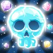 Candy Mania Frozen Jewel Skull
