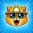 Download Game Dig it! - cat mine APK Mod Free