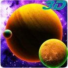 Solar Planets Live Wallpaper