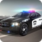 Police Car Chase MOD много денег