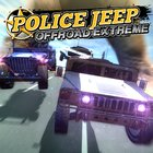 Police Jeep Offroad Extreme MOD много монет