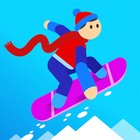 Ketchapp Winter Sports MOD много денег