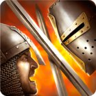Knights Fight: Medieval Arena MOD lot of money