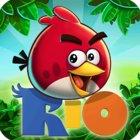 Angry Birds Rio MOD много вещей