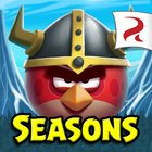 Download Game Angry Birds Seasons MOD a lot of coins APK Mod Free