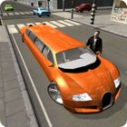 Urban City Limo Legend 3D MOD много денег