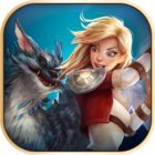 Download Game Heroes of Arca MOD a lot of money APK Mod Free