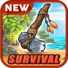 Survival Game: Lost Island PRO MOD a lot of money