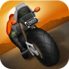 Highway Rider Motorcycle Racer MOD a lot of money
