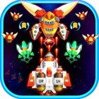 Galaxy Attack: Space Shooter MOD Unlimited coin/Capsule