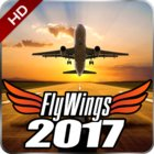 Flight Simulator FlyWings 2017 MOD unlocked