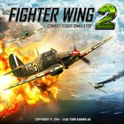 FighterWing 2 Flight Simulator MOD a lot of money