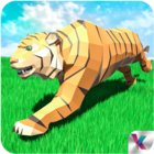 Tiger Simulator Fantasy Jungle MOD a lot of money