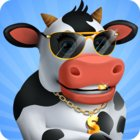 Tiny Cow MOD a lot of money