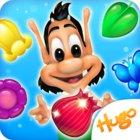 Hugo Flower Flush MOD много жизней/золота/бустеров