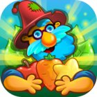 Farm Charm - Match 3 Blast King Games MOD бриллианты