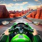 Moto Racing 2: Burning Asphalt MOD неограниченно монет/черепов
