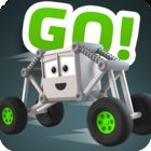 Rover Builder GO MOD много звезд