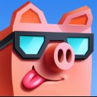 Download Game Piggy Pile MOD many coins APK Mod Free