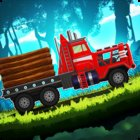 Truck Driving Race 4: Forest Offroad Adventure MOD монеты