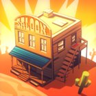 Wild West Saga: Idle Tycoon, Tap Incremental Game MOD много денег