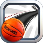 BasketRoll 3D: Rolling Ball MOD many coins/no ads