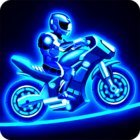 Bike Race: Speed Racer Of Night City MOD много денег