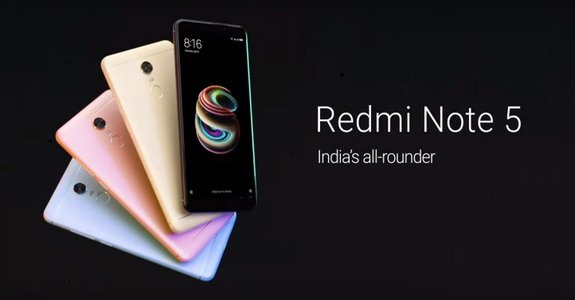 Обзор Xiaomi Redmi Note 5