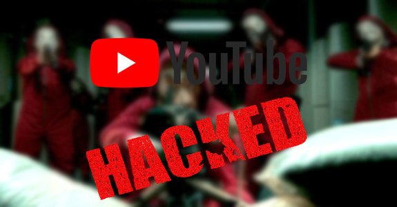 YouTube attacked by hackers
