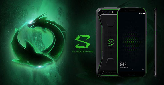 Xiaomi Black Shark powerful, gaming smartphone