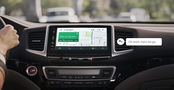 Android Auto now support wireless technology