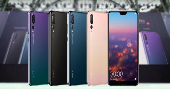 Huawei P20 Pro has become a smartphone of the year!