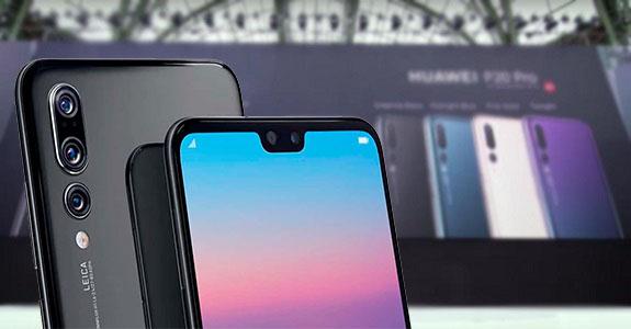 Huawei P20 Pro стал смартфоном года!