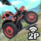 Ride to hill: Offroad Hill Climb MOD все разблокировано