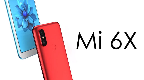 The announcement of the new smartphone Xiaomi Mi 6X