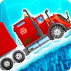 Ice Road Truck Driving Race MOD много денег