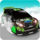 Download Game Pure Rally Racing - Drift ! MOD lots of money APK Mod Free