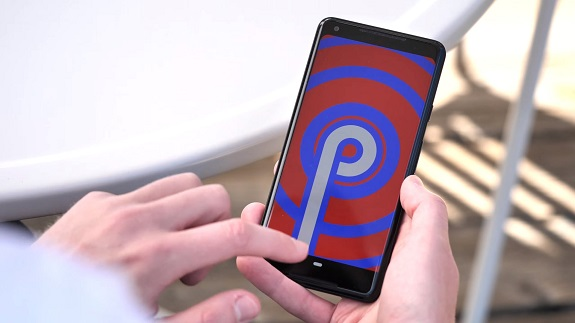 New changes Android P 9.0 (Developers Preview 2)