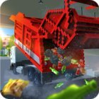 Tải Bản Hack Game Blocky Garbage Truck SIM PRO MOD lots of money Full Miễn Phí Cho Android