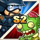 SWAT и Zombies Сезон 2 MOD много монет/звезд