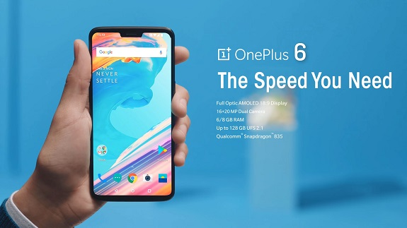 Amazon Germany started selling OnePlus 6