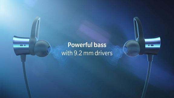 OnePlus Bullets Wireless стильные беспроводные наушники
