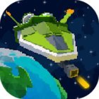 Orbit Rush - Pixel space shooter MOD Ads-free