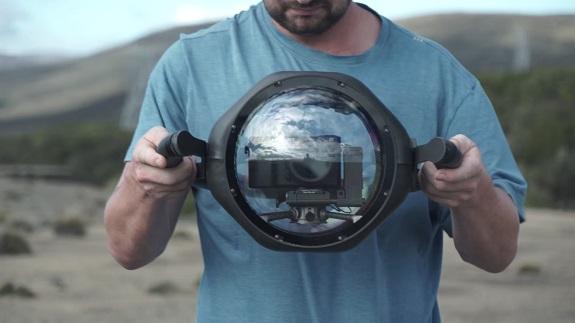 Arculus Onyx миниатюрное устройство для стабилизации камеры