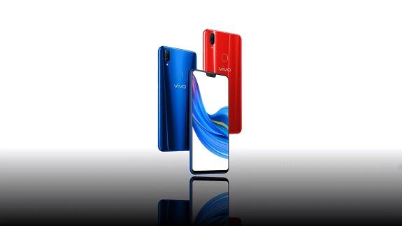 Представлен бюджетный смартфон Vivo Z1