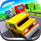 Tải Bản Hack Game Blocky Highway: Traffic Racing MOD much money Full Miễn Phí Cho Android