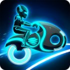 Bike Race Game: Traffic Rider Of Neon City MOD монеты