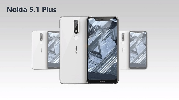 Nokia 5.1 Plus is another novelty from HMD Global