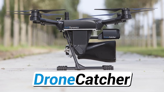 Drone Catcher - drone for catching air intruders