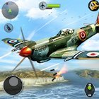 Airplane Fighting WW2 Survival Air Shooting Games MOD much money